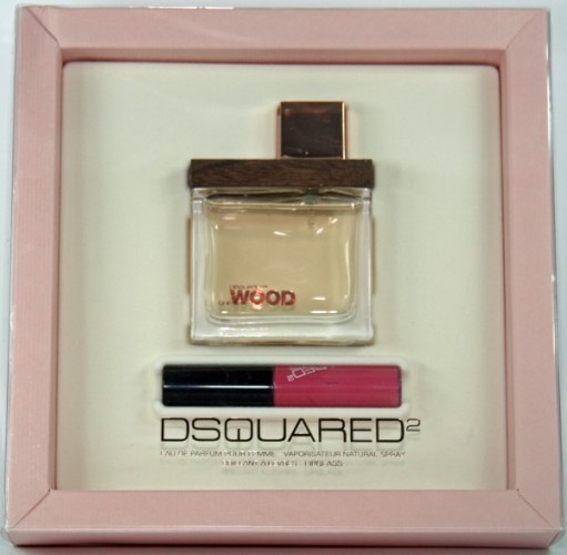 DSQUARED She Wood SET 50 ml Parfum
