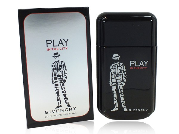 Givenchy Play in the City Homme 100 ml EDT Spray