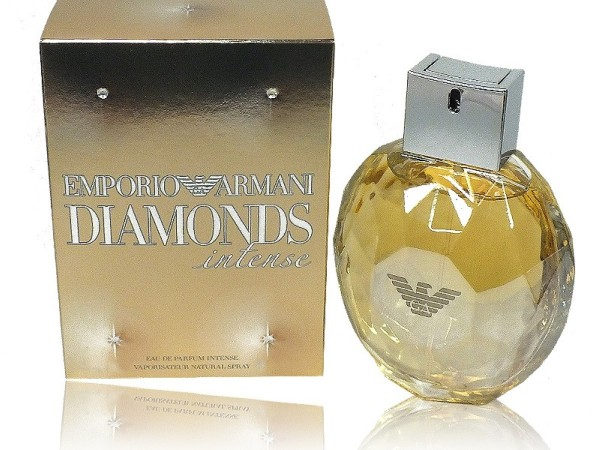 Armani Diamonds Intense 30 ml EDP Spray Parfum – Bild 1