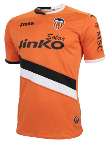 Joma Valencia Away Trikot 101021.13 Orange S M L XL