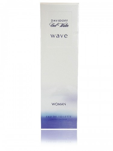 Davidoff Cool Water Wave Woman 100 ml EDT Spray
