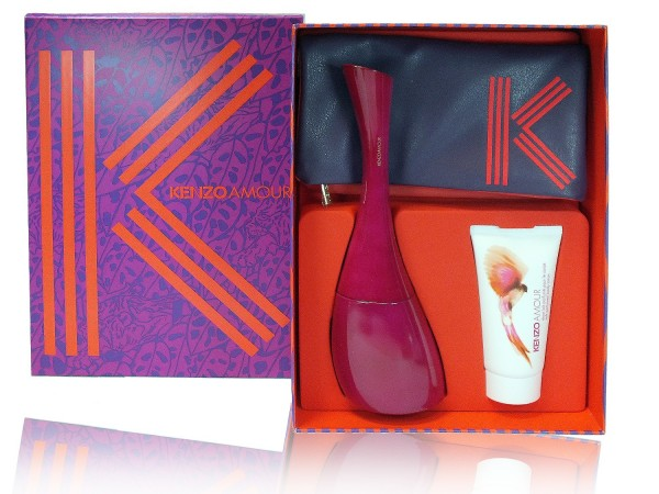 Kenzo Amour Set 100 / 50 ml Eau de Parfum / Body Lotion