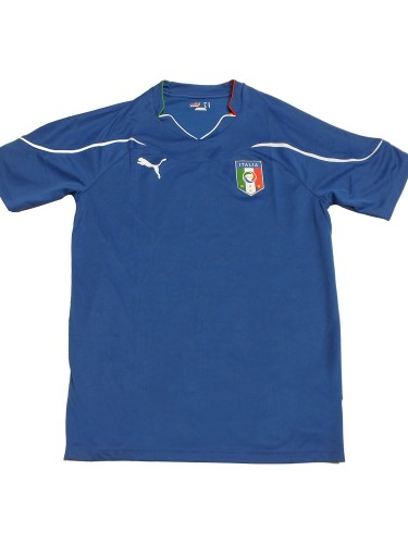 Puma Italia Home Shirt B2B Replica Gr. XL 736661 01 Blau
