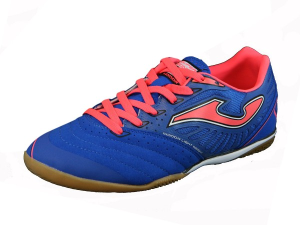 JOMA Supersonic 404 INDOOR Navy orange Hallenschuhe