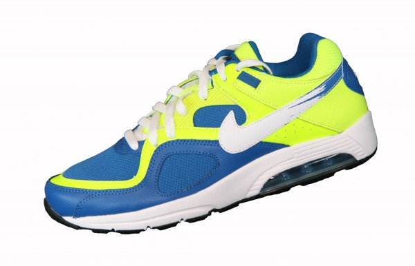 NIKE AIR MAX GO STRONG ESSENTIAL 631718 Blau 700