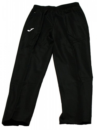Joma CREW Trainings Hose 100248.100 schwarz Long Pant – Bild 2