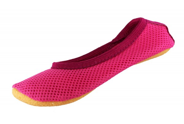 Beck 026 AirBecks Pink Kinder Damen Gymnastikschuhe  – Bild 1