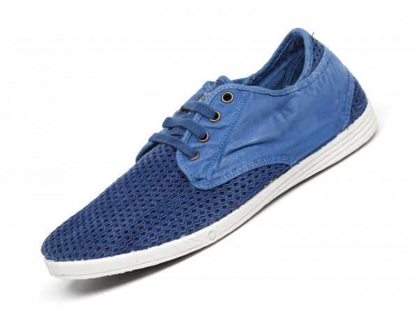 Natural World Eco 310E Sneaker 616 Blau Herren