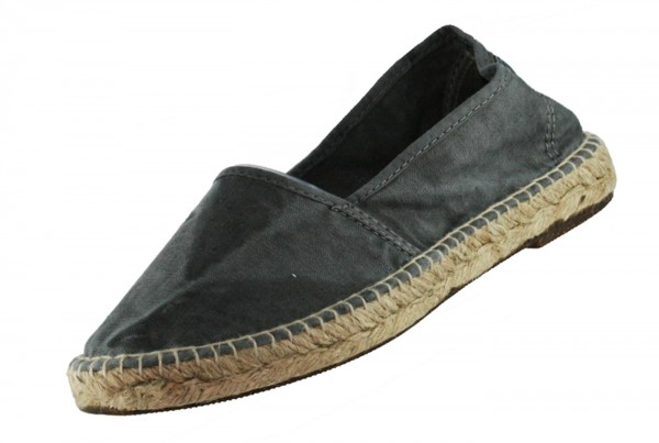 Natural World Unisex 625E Espandrillo 601 Negro Enz Espadrilles
