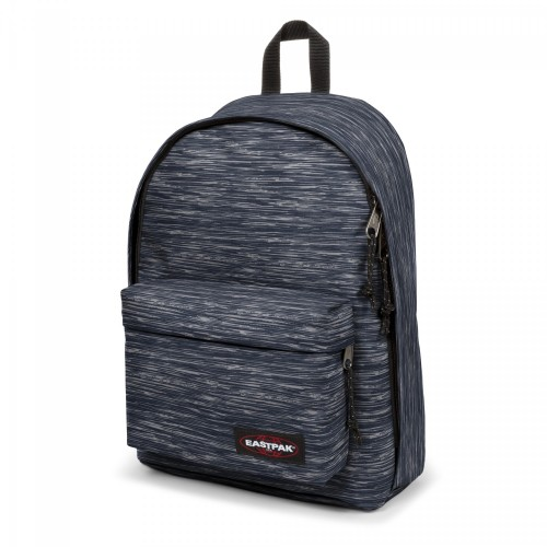 Eastpak Out of Office EK767 Rucksack 87P Grau 27 Liter
