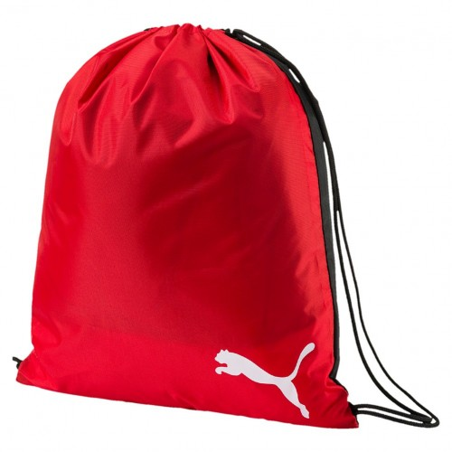 Puma Pro Training Gym Sack 074899 Rot 02 Turnbeutel