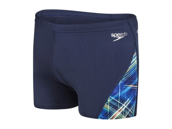 Speedo Herren Badehose Allover 8-10852B460 Navy