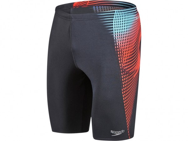 Speedo Herren Badehose Placement 8-10425B475 Schwarz