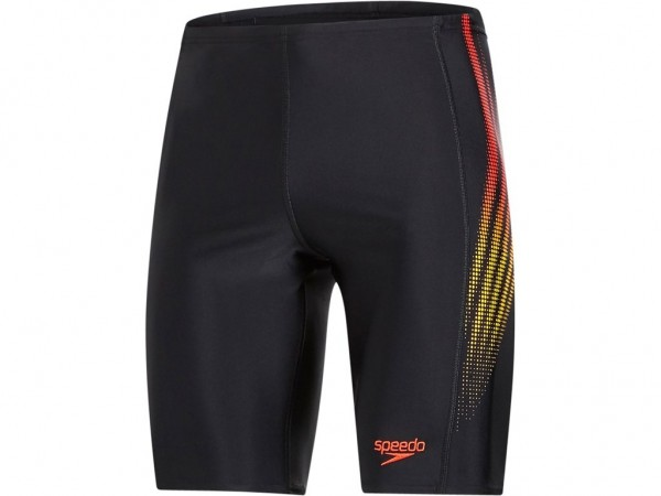 Speedo Herren Badehose Placement 8-04512B457 Schwarz