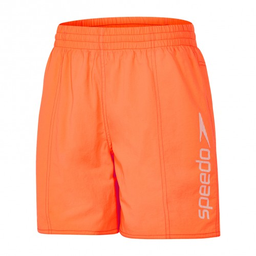 Speedo Boys Badeshort 8-01325A655 Kinder Orange