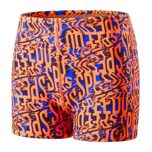 Speedo Boys Badehose 8-33162C185 Kinder Orange