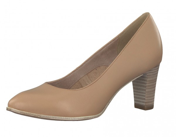 Tamaris Damen Pumps 22422 20 Nude 251 Schuhe