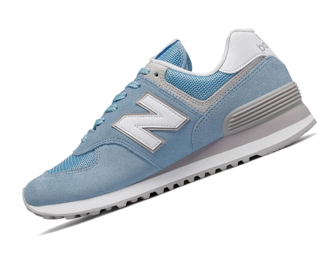 New Balance Wl574esb Damen 38 Blau rjugleRvC3