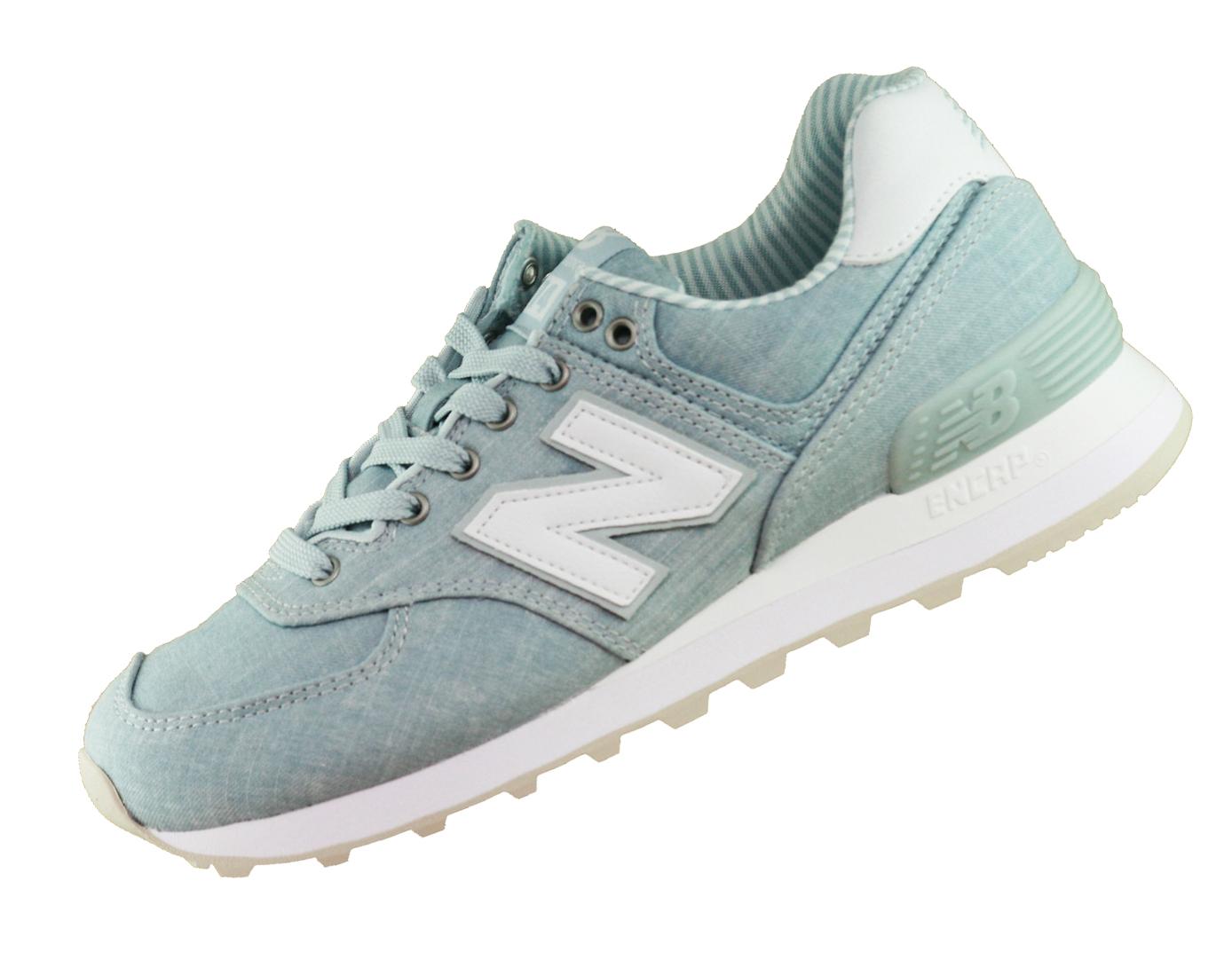 New Balance WL 574 CHF Schuhe ZBy8f